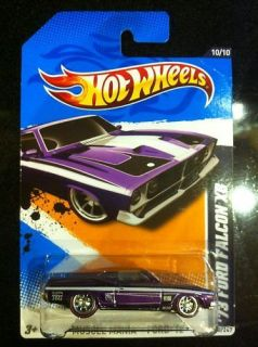 2012 Hot Wheels Super Hidden Treasure Hunt 73 Ford Falcon XB