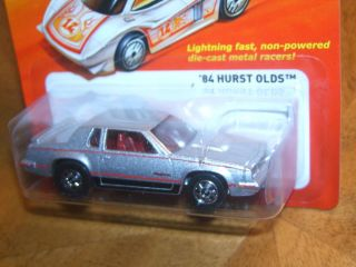 Hot Wheels Hot Ones 84 Hurst Olds Oldsmobile All Metal
