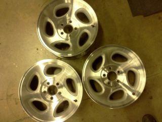2000 Ford Ranger Factory Wheels Fits 98 07 16x7