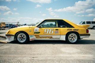 79 93 Ford Mustang 79 86 Capri 16x9 5 4 Lug Monocoque Wheels Widebody