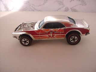Hot Wheels Redline Heavy Chevy 1969 Vehicle Car