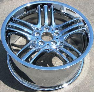 BMW 745i 750i 760i Chrome Wheel Rim 1 Single Front Style 89