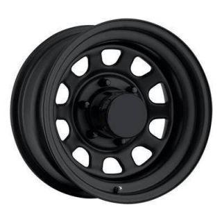 Pro Comp 52 5885F Series 52 15x8 Steel Wheel Flat Black 5x5 5