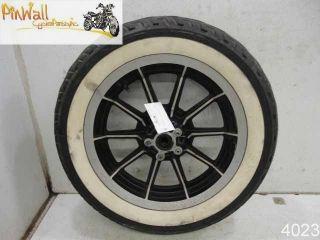 92 Harley Davidson Touring FLH 16x 3 Front Wheel Rim