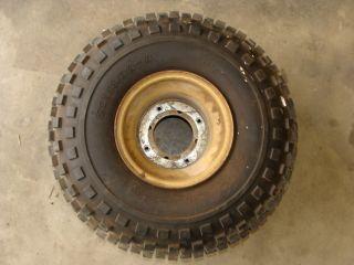 85 84 83 Honda ATC200S ATC 200S 185 s Front Wheel Rim Tire 21x11 8 ATV
