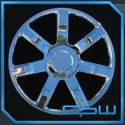 Chrome Wheels Rims 24 inch Fits Chevy Chevrolet Tahoe Silverado