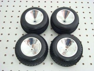MRP Ripper St Chrome Front Rear Wheels Tires PD7334MRP PD7331MRP