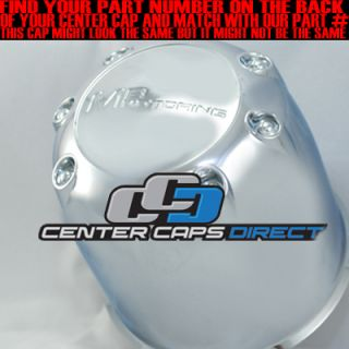 89 8125 MB Motoring Wheels Chrome Center Cap 5 6 Lugs