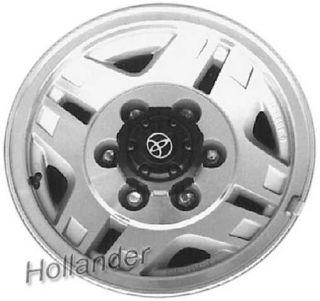 86 95 T100 Toyota Truck Factory Wheel 15x7 Alloy 4 Spoke Rim 4 Runner