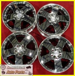 06 08 Buick Allure LaCross Chrome 17 Wheels Factory Rims 6611