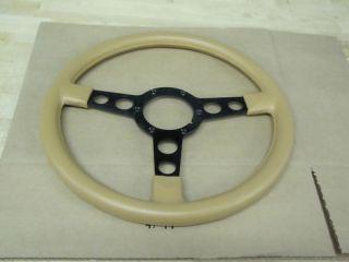 76 81 Firebird Trans Am Formula Steering Wheel Tan