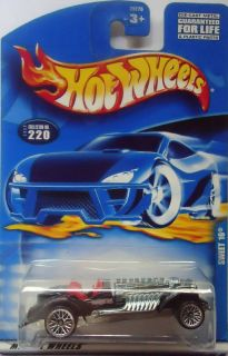 2000 Hot Wheels Sweet 16 Col 220 01 Card