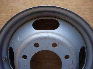 2001 2007 Chevy GMC DRW Drive Wheel Rim Dually Wheel OE