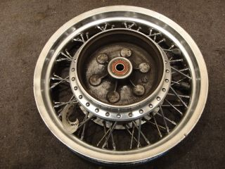 96 Suzuki vs 800 GLT Intruder Wheel Rear Rim A50