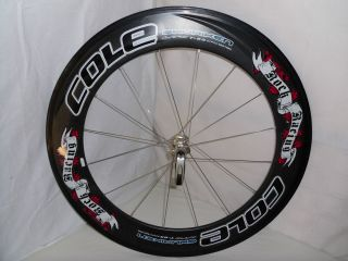 Racing Cole T85 Road Tri TT Wheels Zipp Mavic Shimano Dura Ace