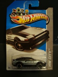 Hot Wheels Toyota AE 86 Corolla VHTF Big As Insane End of Year Sale
