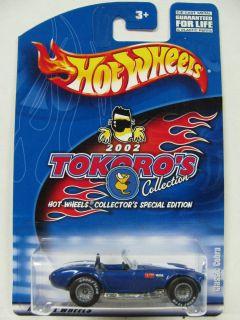Hot Wheels Tokoros Classic Cobra