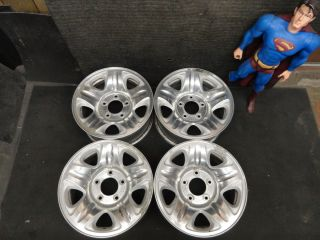 Ford F150 Stock Expedition Wheels 97 98 99 00 Alloy F 150 Rims