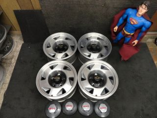 15 Chevy S10 Wheels s 10 Factory GMC Sonoma Rims 98 99 00 01 02 03 04