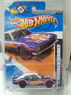 Hot Wheels 2012 HW RACING 12 Super Secret Treasure Hunt 71 Maverick