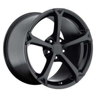 Grand Sports Wheel Black C4 Corvette 88 89 90 91 92 93 94 95 96