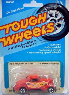 Kidco Tough Wheels Series 1937 Chevrolet Coupe Hot Rod
