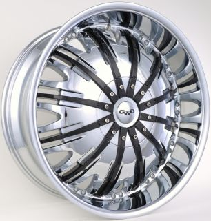 20 Chrome Wheels Rims Chevrolet Malibu Maxx 97 Up Camaro 93 Up