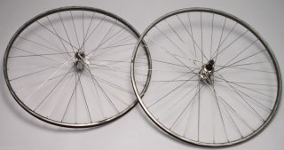 Champion Alpine Road Bike Wheels Rims Shimano 105 Hubs 700