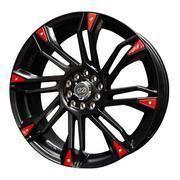 Performance Series Wheel Wheels 4x100 108 114 3 5x100 114 3 Blk