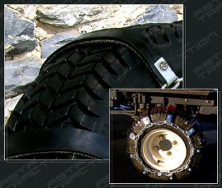 Rubber Tire Chains