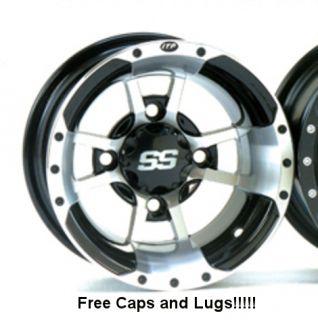 ITP SS112 Sport Wheels Rims 450R 400EX 250R LTZ KFX