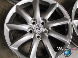 One 07 09 Lexus LS460 Factory 18 Wheel Rim LS600HL 74195