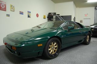 Panasport C8 Wheels Eagle F1 Tires Lotus Esprit 5x108