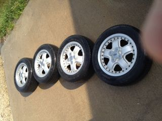 14 X 6 SUPER RARE Honda Acura Race wheels 1980s WILL NOT FIND THESE