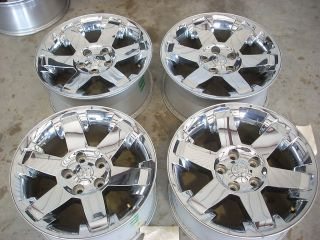20 Chrome Dodge RAM 1500 Wheels Rims Durango Chrysler Aspen 2365