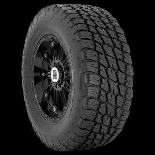 New LT275 65R20 E126R Nitto Terra Grappler Tires