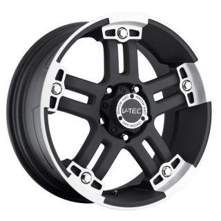 18 inch V Tec Warlord Wheels Rims 6x135 12 Et 6 Lug Ford F150