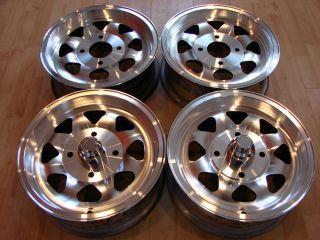 Dan Gurney Aluminum Sport VW Volkswagen Beetle Bug Wheels Rims