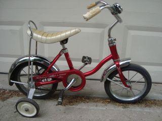Schwinn Lil Tiger Bicycle Training Wheels Stingray Krate Muscle Pixie