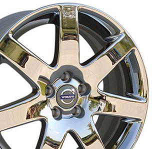 18 Volvo Venator Chrome Wheel 70325 Rim C30 C70 S40 S60 S80 V50 V70