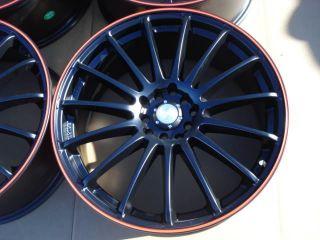 17 Wheels Cobalt Scion XA XB Honda Fit Mini Cooper Rims
