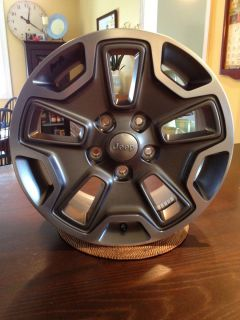 2013 17 Factory Jeep Wrangler Rubicon Wheels