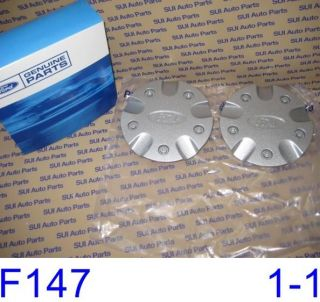 Ford Focus Silver Center Cap New Factory 5 7 8 Diameter F147 3Z Qty
