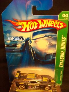 Hot Wheels 2007 Treasure Hunt 124 Corvette C6R 13SUPR