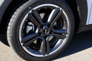 Mini Cooper Countryman 18 R127 Black Double Spoke Rim Wheel