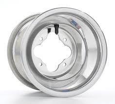 Rolled Lip ATV Front Wheel 10x5 3 2 4 144 Honda 450R 450 250R