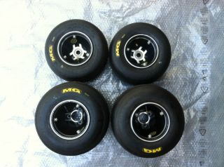 Racing Go Kart Mag Wheels  CRG Birel Tony