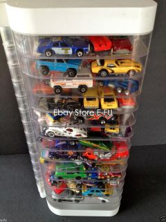 Vintage 1970s 90s Hot Wheels Matchbox Lot Other Toy Cars Parts Tower