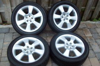 OEM Toyota Corolla Matrix Factory 03 04 05 06 07 08 5x100 Wheels Tires