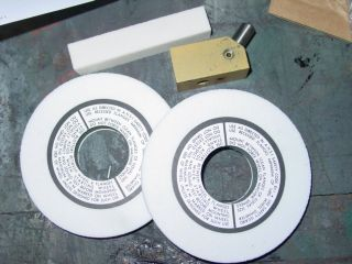 Powermatic Planer Grinding Wheels Stone Dresser Kit